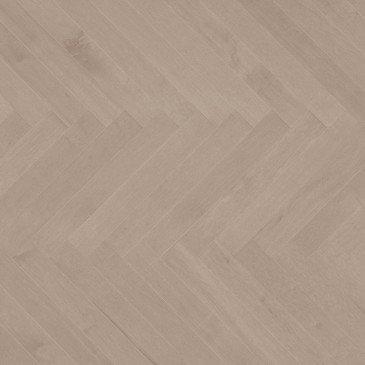 Beige Maple Hardwood flooring / Rio Mirage Herringbone