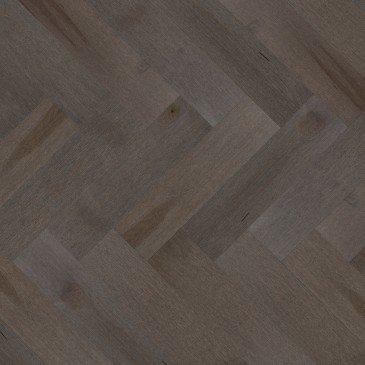 Planchers de bois franc Érable Gris / Mirage Herringbone Charcoal