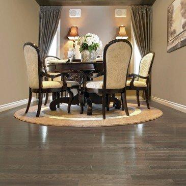 Planchers de bois franc Chêne Rouge Gris / Mirage Admiration Platinum / Inspiration