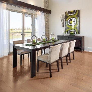Golden Maple Hardwood flooring / Windsor Mirage Admiration / Inspiration