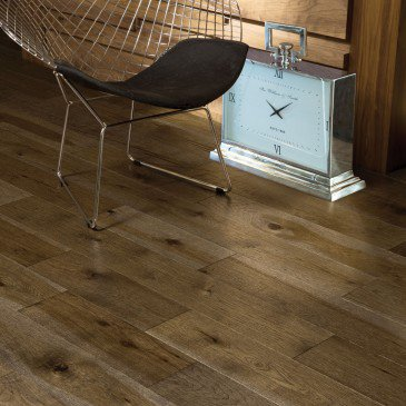 Brown Hickory Hardwood flooring / Fossil Mirage Imagine / Inspiration