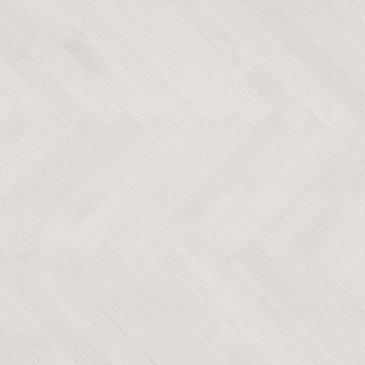 White Maple Hardwood flooring / Nordic Mirage Herringbone