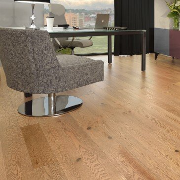 Beige Red Oak Hardwood flooring / Laguna Mirage Escape / Inspiration