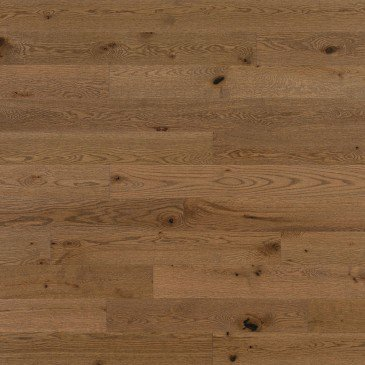 Red Oak Seashell Character Distressed - Floor image