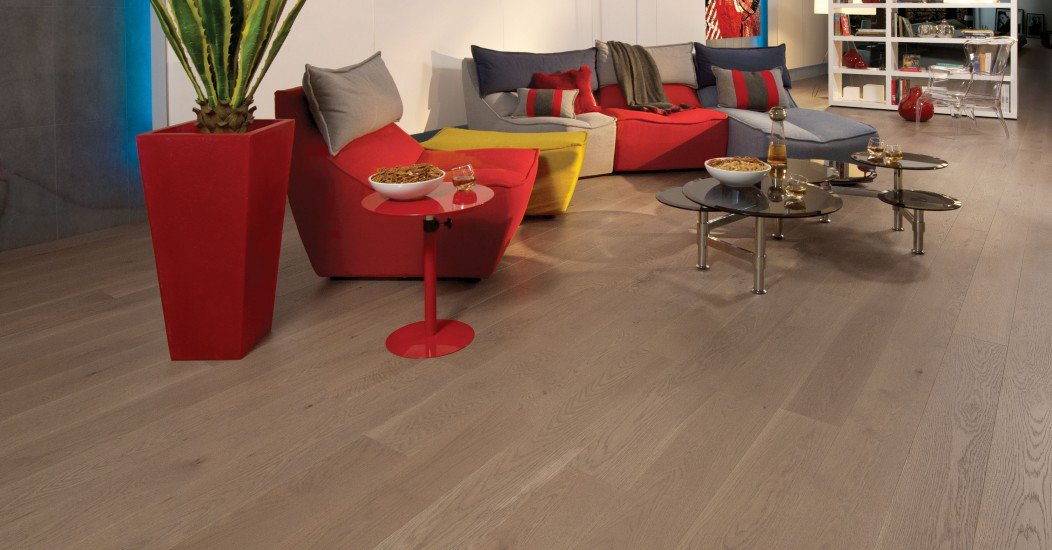 Flair White Oak Sand Dune Character Mirage Hardwood Floors
