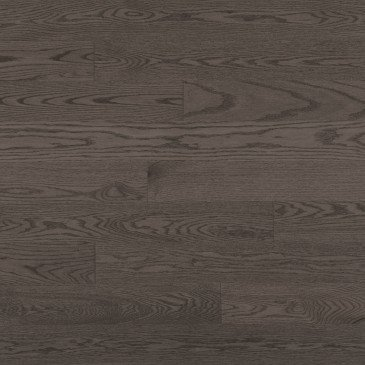 Brown Red Oak Hardwood flooring / Charcoal Mirage Admiration