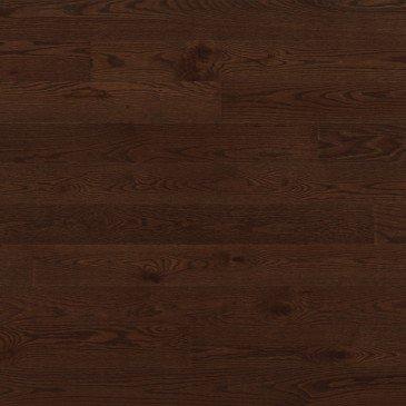 Chêne rouge Providence Caractère Brossé - Image plancher