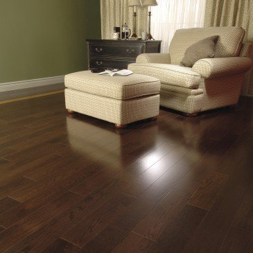 Brown Red Oak Hardwood flooring / Vienna Mirage Admiration / Inspiration