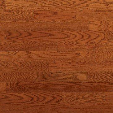 Planchers de bois franc Chêne Rouge Orangé / Mirage Admiration Auburn