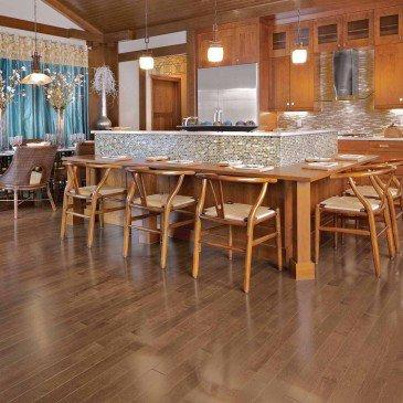 Brown Yellow Birch Hardwood flooring / Savanna Mirage Admiration / Inspiration