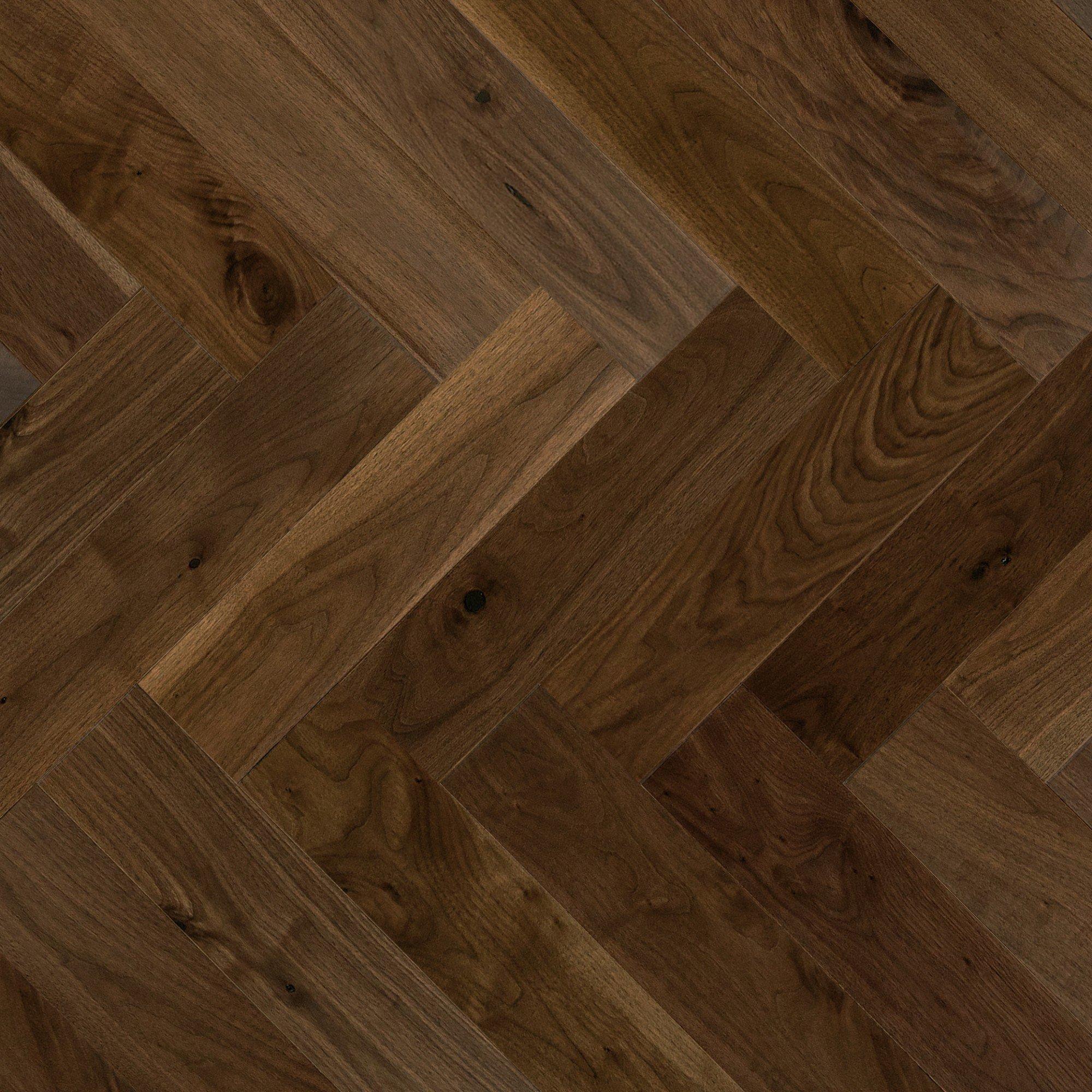 Walnut Savanna Character Smooth - Floor image