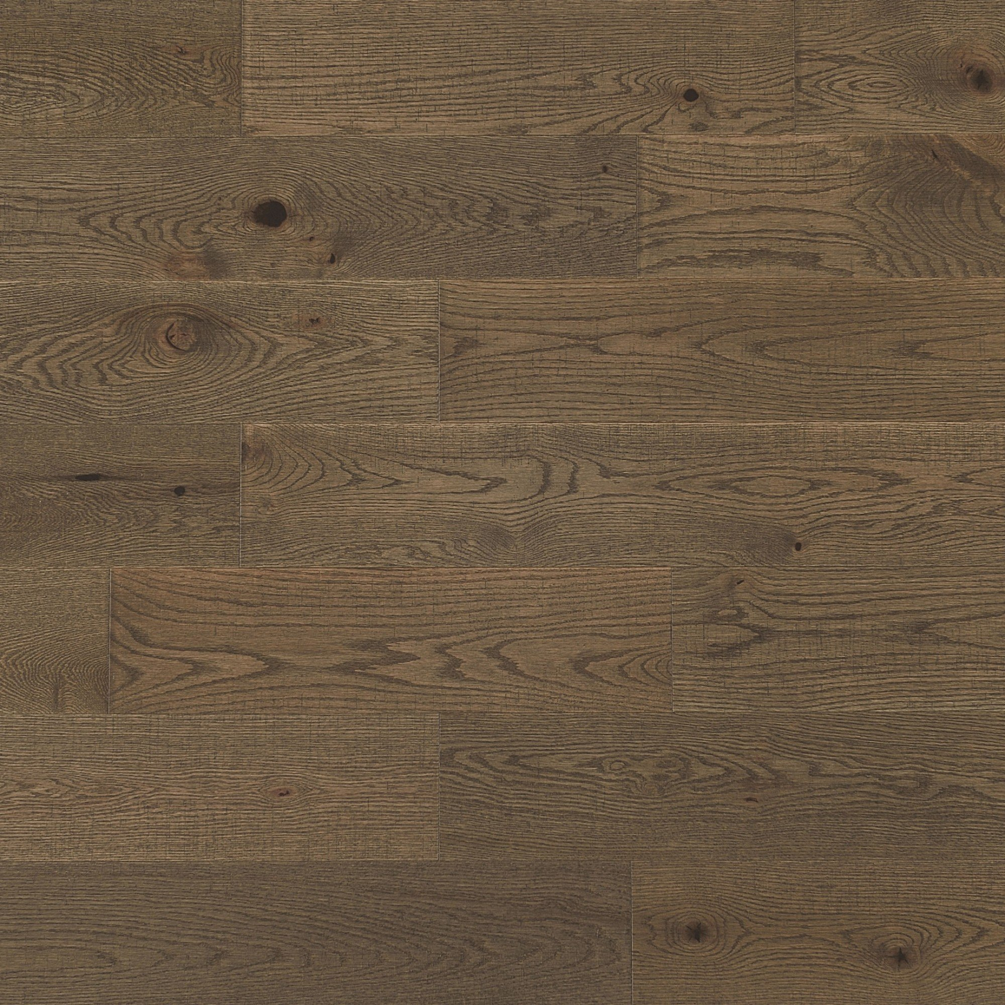 Chêne rouge Sandstone Caractère Liège - Image plancher
