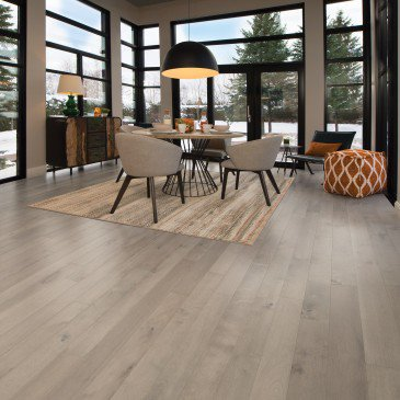 Beige Yellow Birch Hardwood flooring / Gelato Mirage Sweet Memories / Inspiration