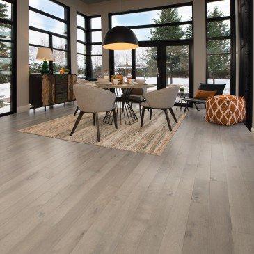 Beige Yellow Birch Hardwood flooring / Gelato Mirage Sweet Memories / Inspiration