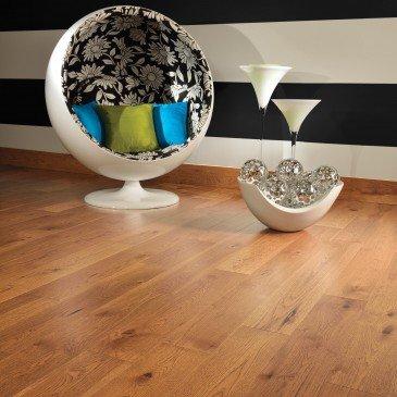 Planchers de bois franc Hickory Doré / Mirage Admiration Sierra / Inspiration