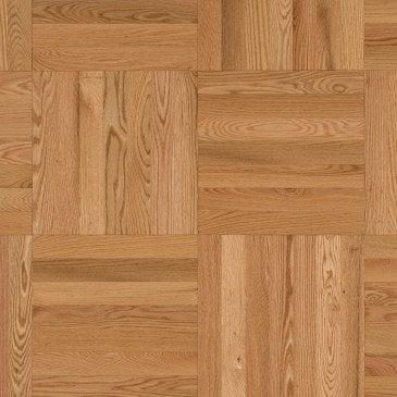 Golden Red Oak Hardwood flooring / Golden Mirage Herringbone