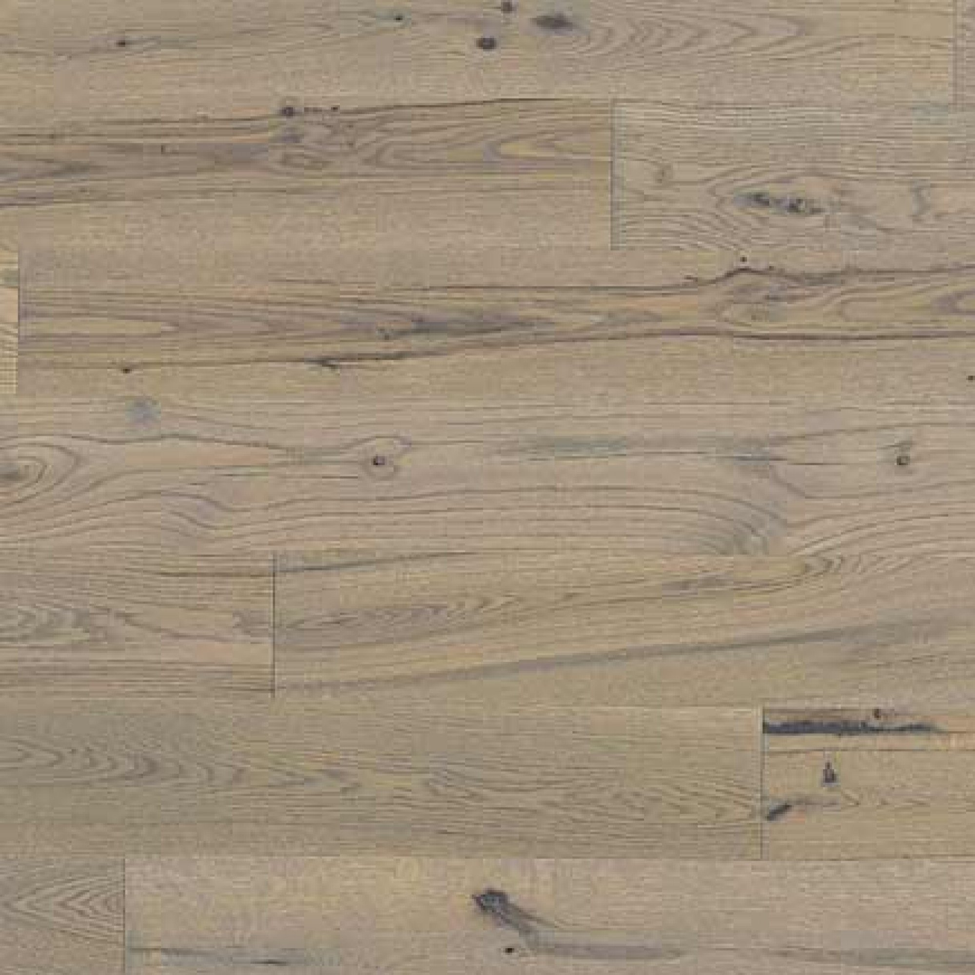 Handcrafted Red Oak Château - Floor image