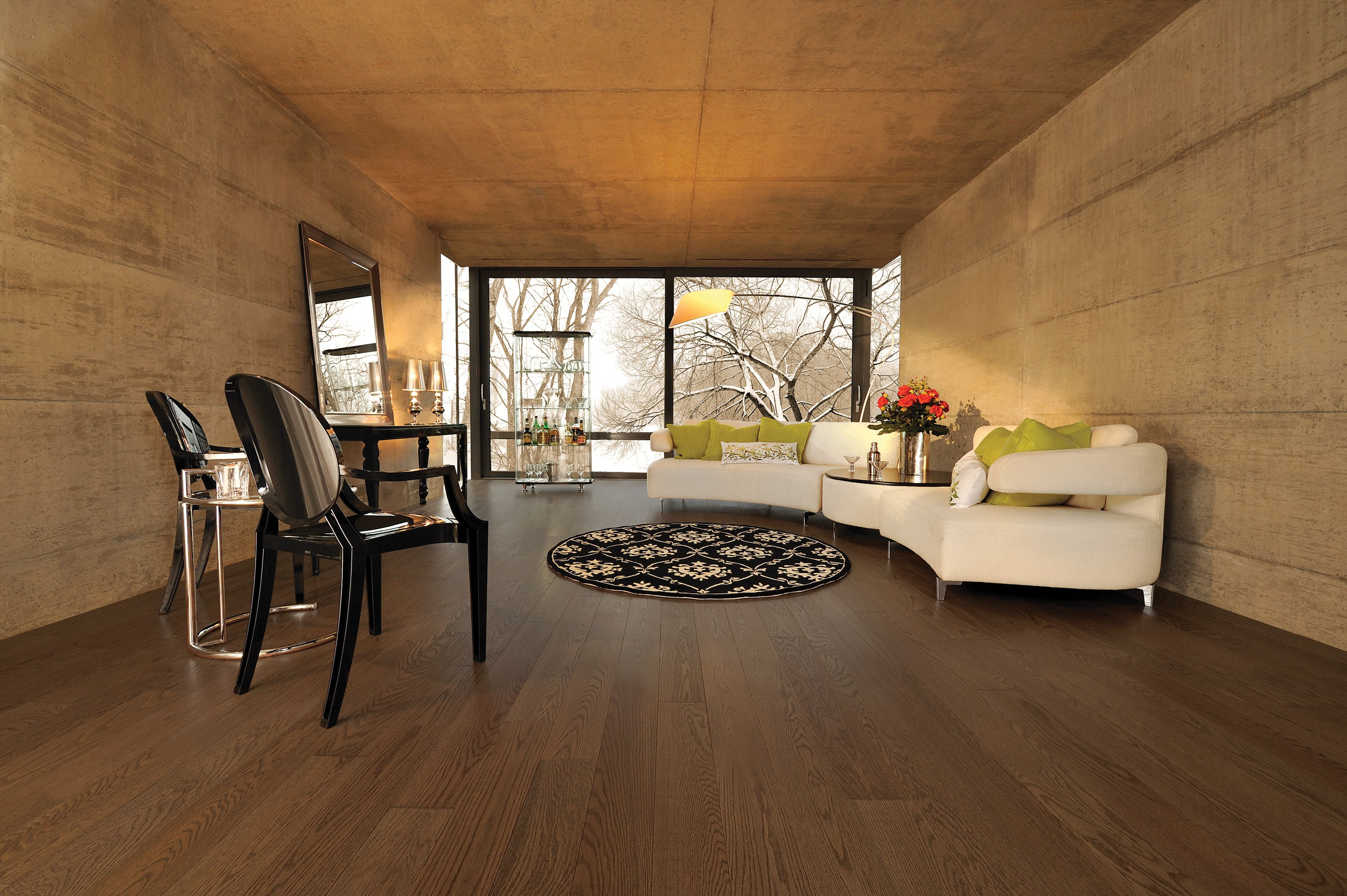 Red Oak Umbria Exclusive Smooth - Ambience image
