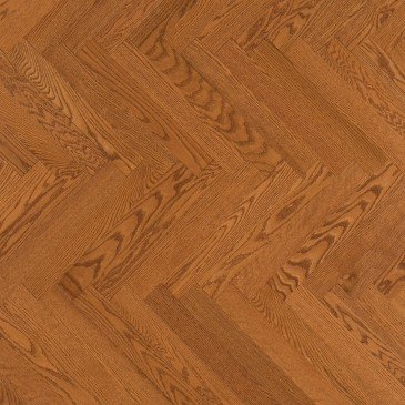 Orange Red Oak Hardwood flooring / Nevada Mirage Herringbone