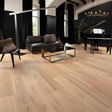 White White Oak Hardwood flooring / Rocking horse Mirage Sweet Memories / Inspiration