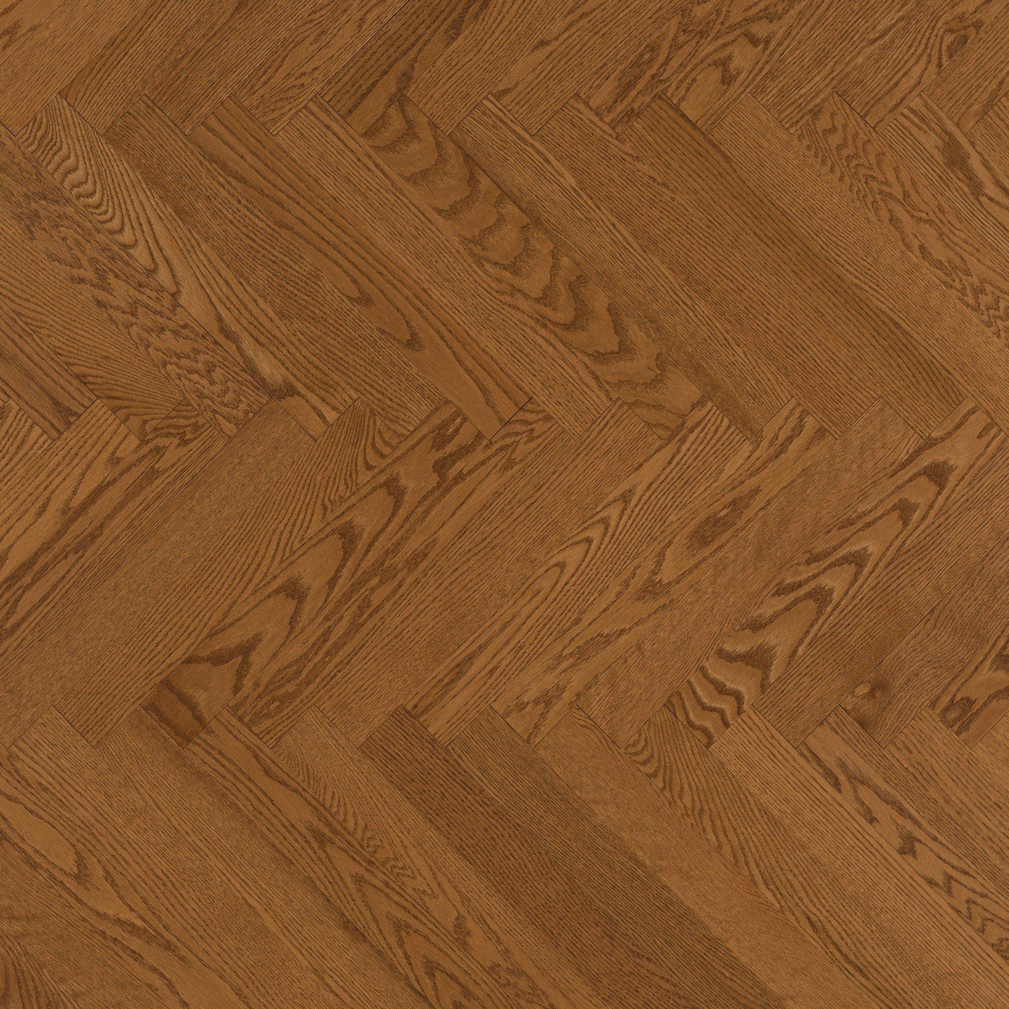 Red Oak Sierra Exclusive Smooth - Floor image
