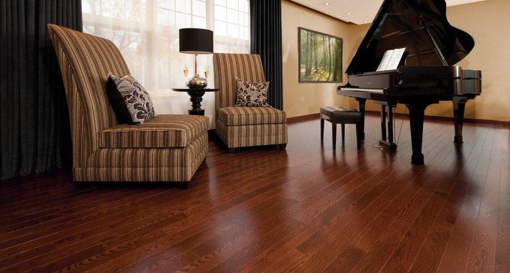 Admiration Red Oak Canyon Mirage Hardwood Floors