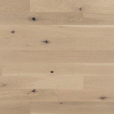 White White Oak Hardwood flooring / White Mist Mirage Flair