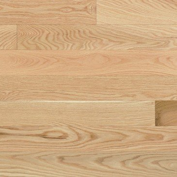 Natural Red Oak Hardwood flooring / Natural Mirage Herringbone
