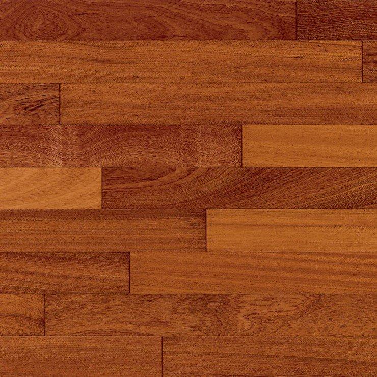 Planchers de bois franc sapele / Mirage