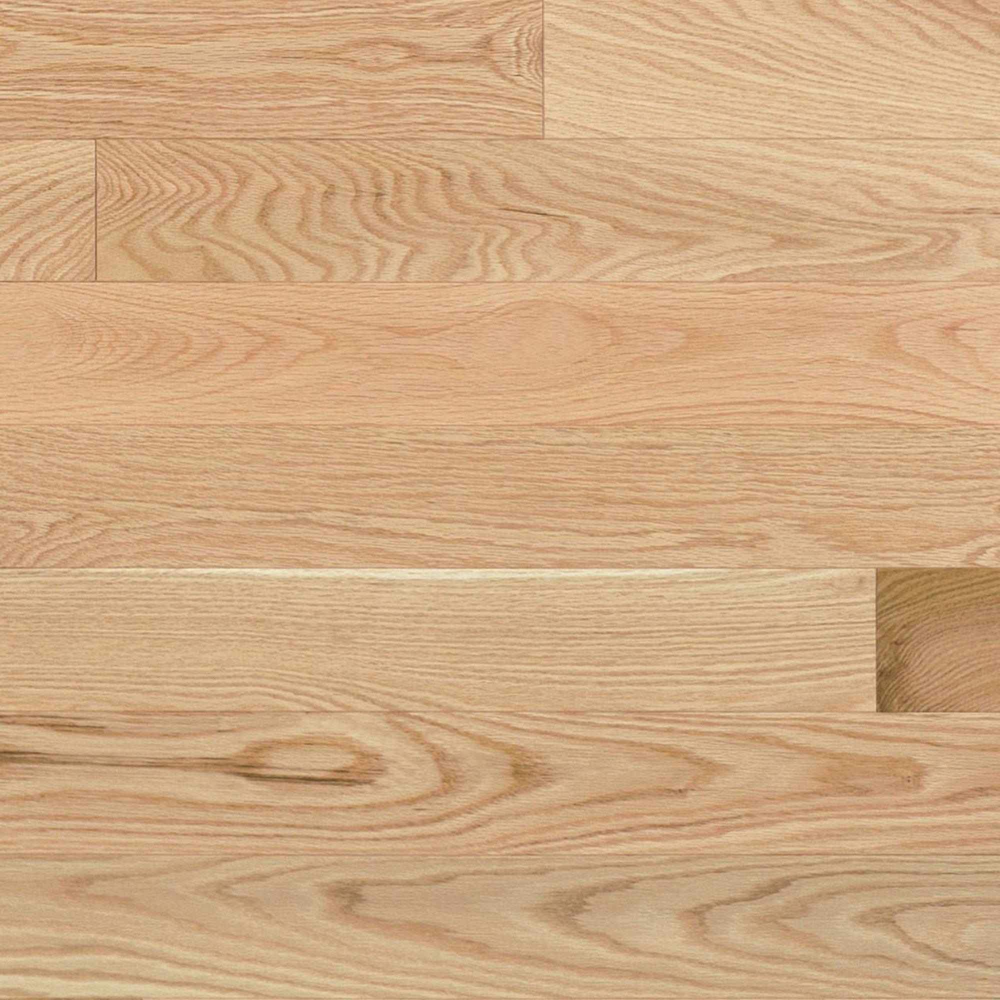 Chêne rouge Exclusive Brossé - Image plancher