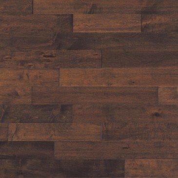 Brown Maple Hardwood flooring / Gingerbread Mirage Sweet Memories