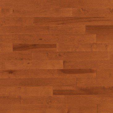 Planchers de bois franc Érable Orangé / Mirage Admiration Auburn