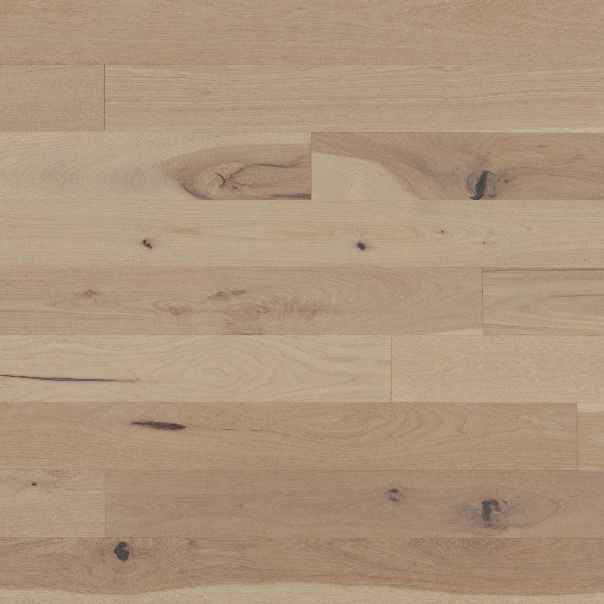 Hickory Desert Rose Caractère Brossé - Image plancher