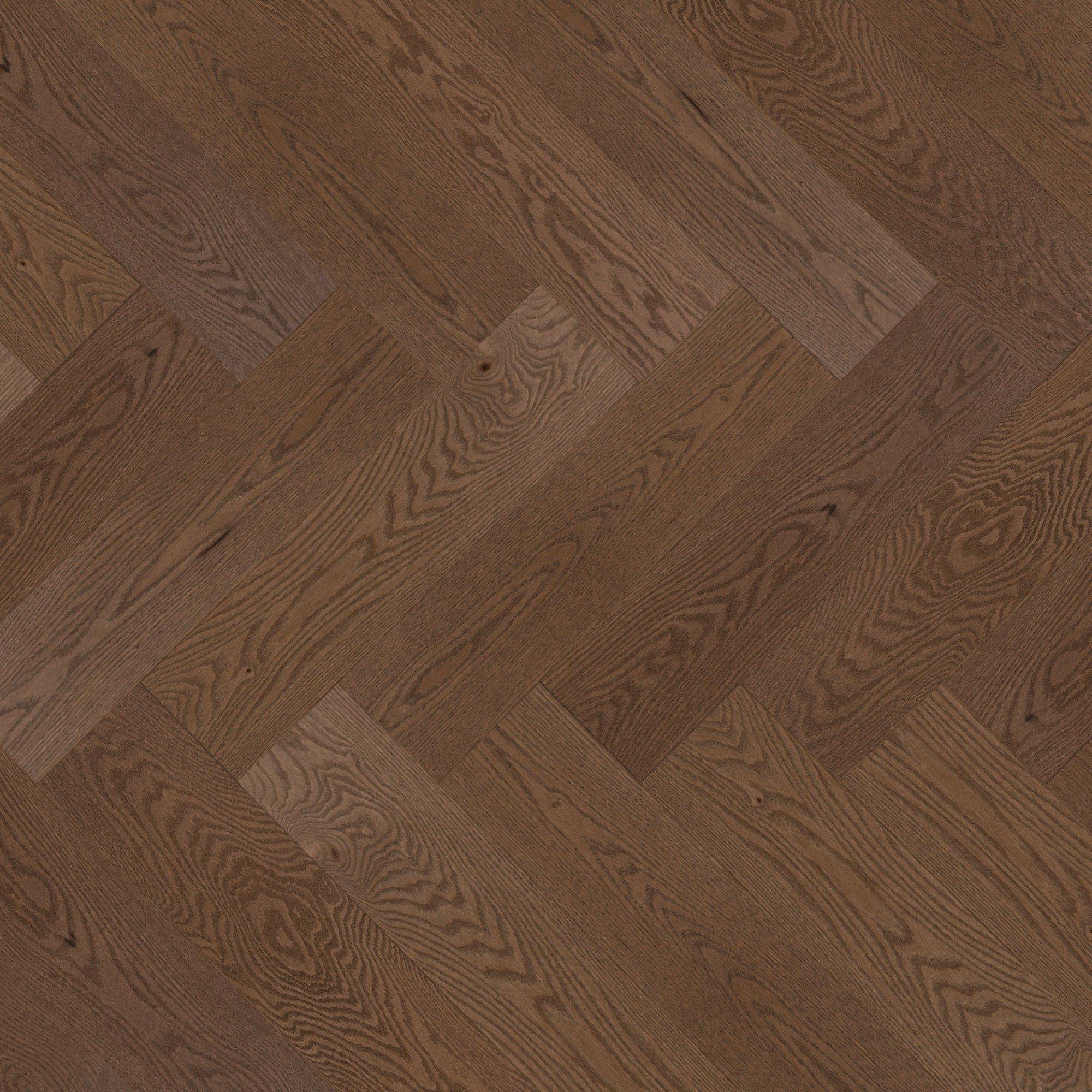 Red Oak Savanna Exclusive Brushed - Floor image
