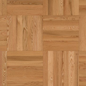 Golden Red Oak Hardwood flooring / Golden Mirage Herringbone
