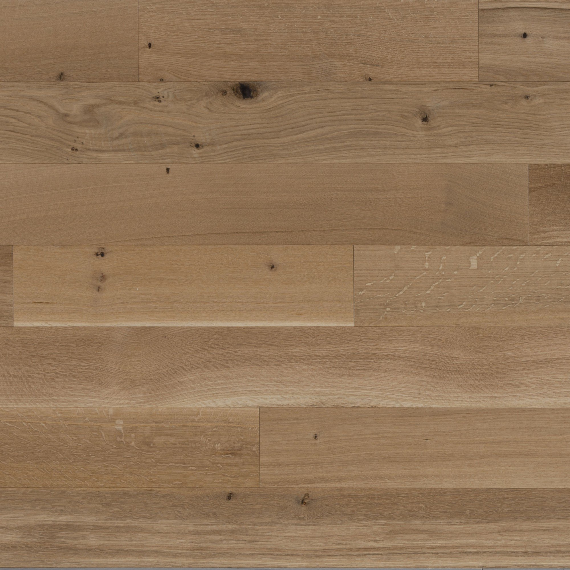 White Oak R&Q Character Brushed - Floor image