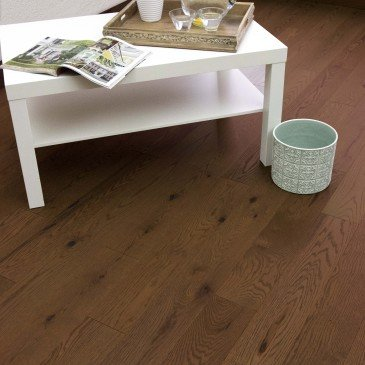 Brown Red Oak Hardwood flooring / Cold Springs Mirage Escape / Inspiration