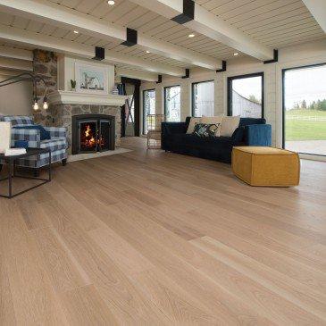 Planchers de bois franc Chêne Blanc Naturel / Mirage Admiration Isla / Inspiration