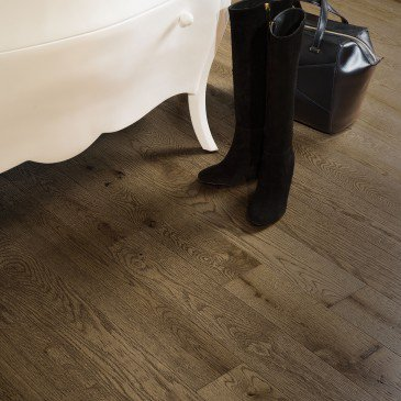 Brown Red Oak Hardwood flooring / Fossil Mirage Imagine / Inspiration