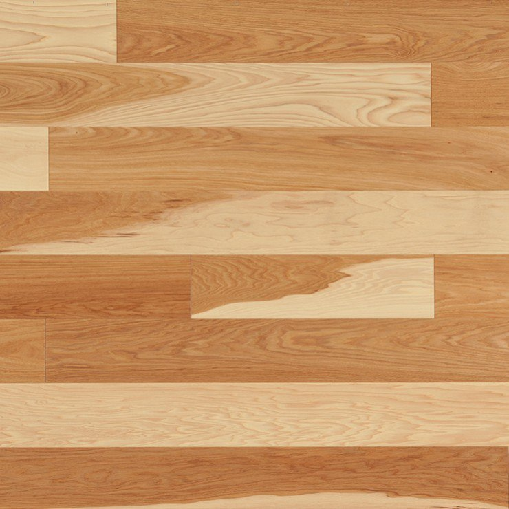 Hickory Hardwood flooring / Mirage