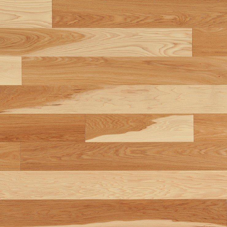 Planchers de bois franc hickory / Mirage