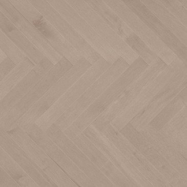 Brown Maple Hardwood flooring / Rio Mirage Herringbone