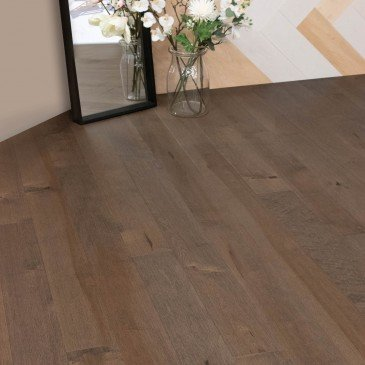 Brown Maple Hardwood flooring / Capitola Mirage DreamVille / Inspiration