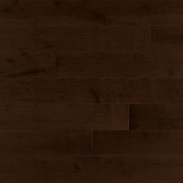 Brown Maple Hardwood flooring / Java Mirage Admiration