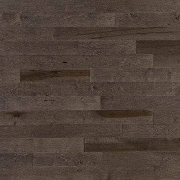 Brown Maple Hardwood flooring / Charcoal Mirage Admiration