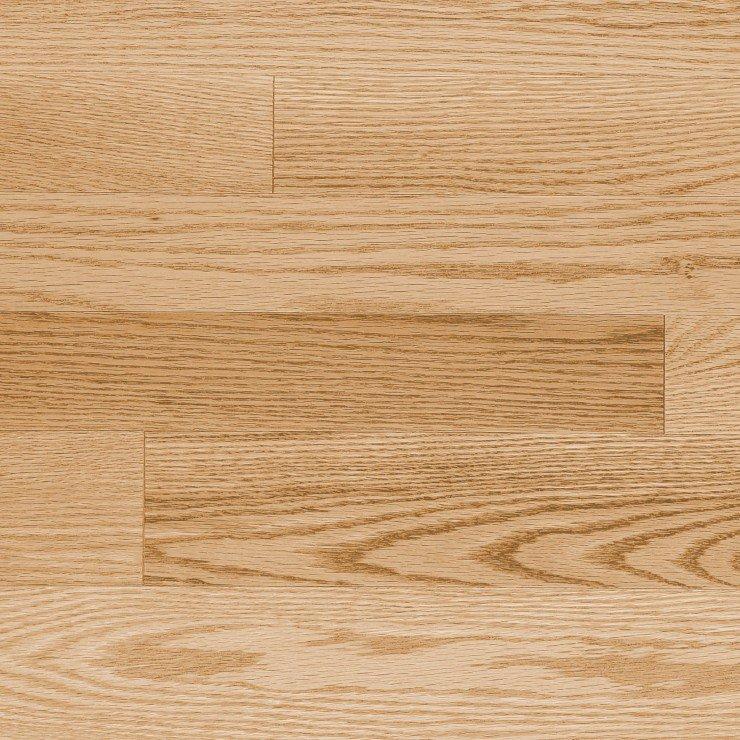Planchers de bois franc chêne rouge / Mirage