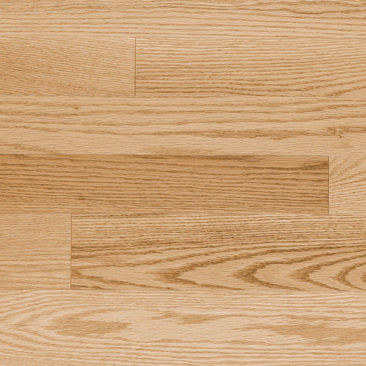 Red Oak Hardwood flooring / Mirage