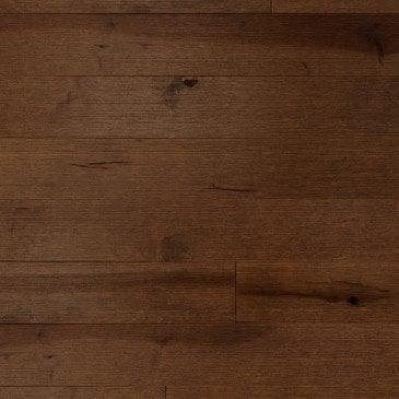 Brown Maple Hardwood flooring / Stillwater Mirage Escape