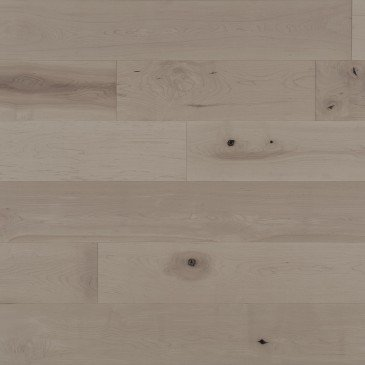 Brown Maple Hardwood flooring / Sand Dune Mirage Flair
