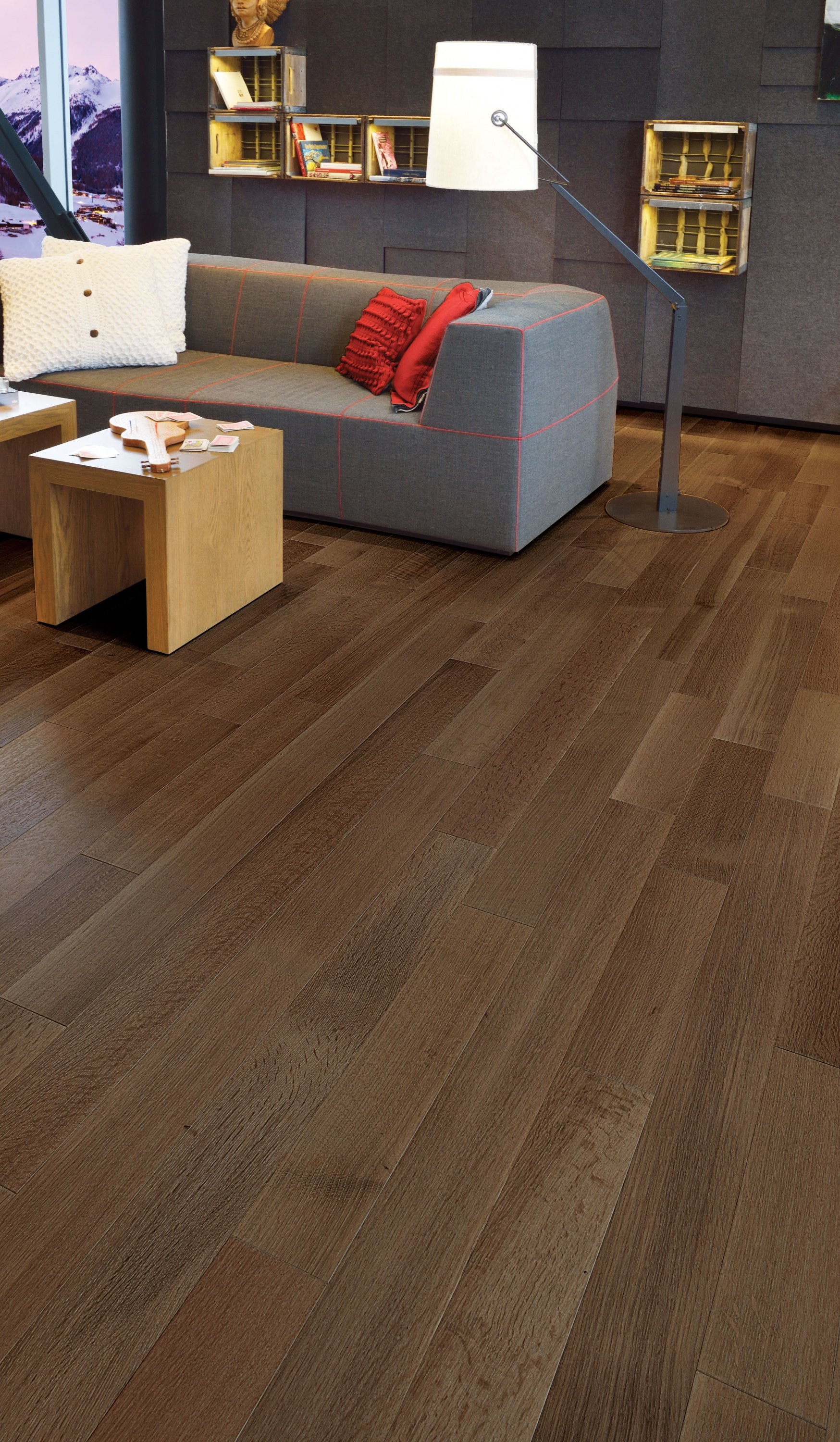 Alive White Oak R Q Sepia Mirage Hardwood Floors